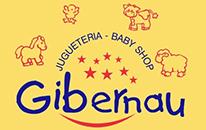 logo jugueteria gibernau